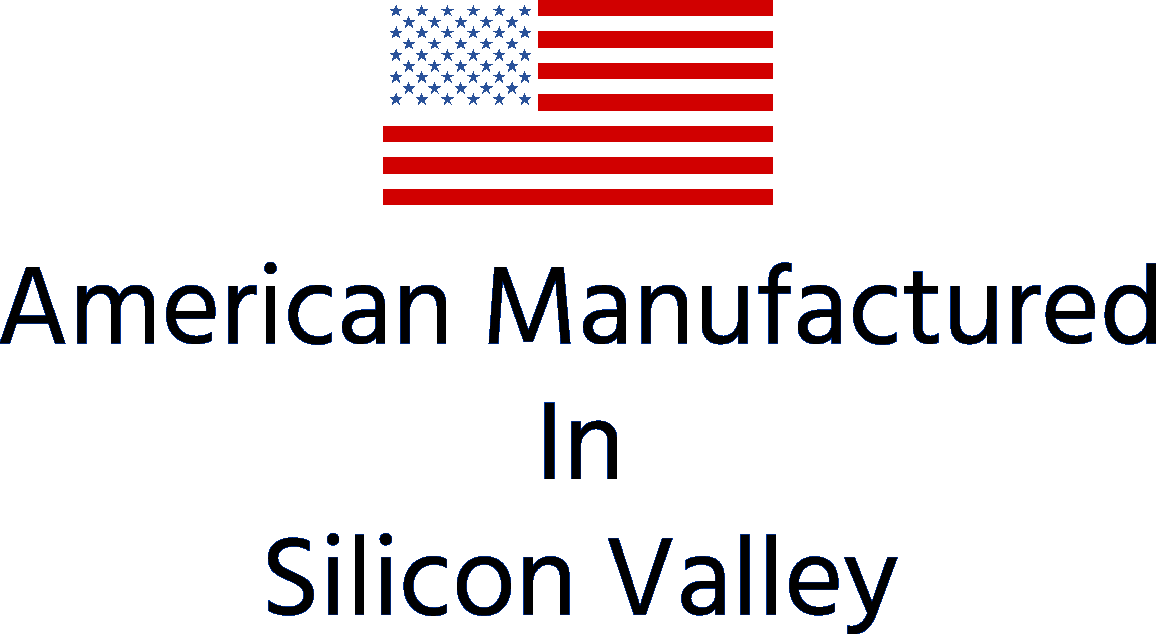 Made in Silicon Valley, United States of America